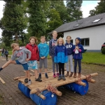 Ferienfreizeit im Burgviertel 2017