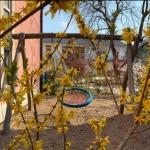 Garten der Kita St. Servatius © Kindergartennetzwerk Bad Godesberg