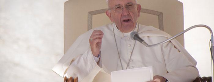 Papst Franziskus © Erzbistum Köln / Jelen