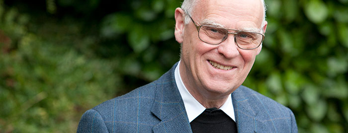 Pfarrer Klaus Brüssermann © Aleksander Perkovic